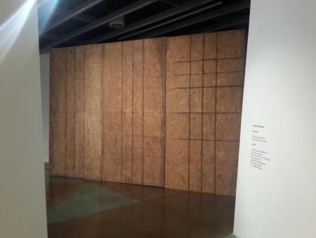 installation view_fronteras biennial